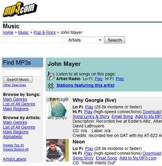 screendump-mp3.com-john-mayer-2000-internet-archive.png